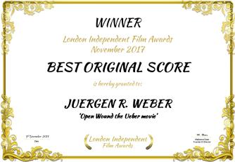 Best Original Score Nov 2017
